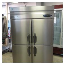 タテ型冷凍冷蔵庫